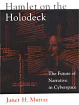 Hamlet on the Holodeck front cover