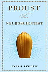 Cover of Proust was a Neuroscientist