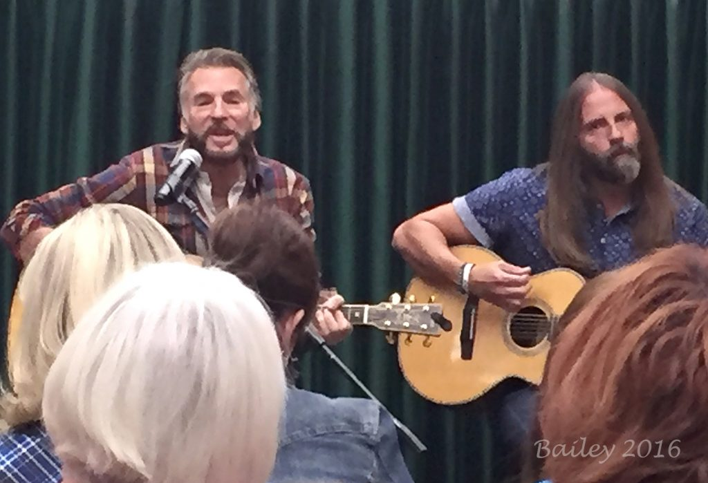 Kenny Loggins presents his Footloose at Pasadena's Vromans Books.