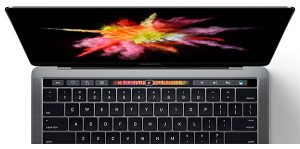 October 27, 2016 - New Mac Laptops with Function Strip